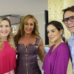 Marjorie Marshall, Claudia Paiva, Jamille Cruz E Campelo