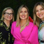 Natercia Jereissati, Luanna Pereira E Maria Clara