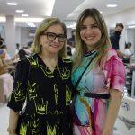 Natercia Jereissati E Maria Clara