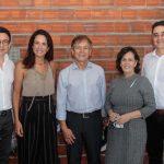 Racine Mourão, Ana Virgínia Martins, Otacílio, Valente, Neuma Figueiredo E Daniel Arruda