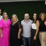 Ricardo Feitosa, Luanna Pereira, Lucia Maia, Décio Simões, Jeissa Lucas, Edlene Luna E Vilson Luna