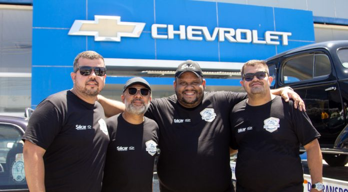 Rodolfo Sales, Augusto Viana, Edvaldo Gonçalves E Mateus Franco(3)