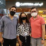 Ruy Filgueiras, Ana Patricia Moraes E Taciano Santos
