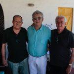 Antônio Góes, Amnuel Milfon E Leopoldo Vasconcelos