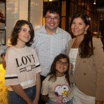 Bruna, Antônio Jorge, Alícia E Bianca Guimarães (2)