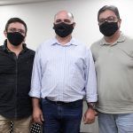 Crisóstomo Frota ,Flagner Cruz E Livio Meneses (2)