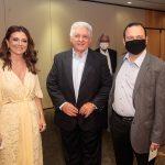 Emília Buarque, Deusmar Queiros E Igor Queiroz Barroso_