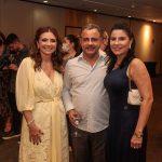 Emília Buarque, Vicente Junior E Daniele Cristina
