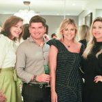 Glaucia Andrade, David Moura, Patricia Dias E Carmen Rangel