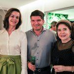 Glaucia Andrde, David Moura E Dalva Arrais