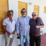 Jival Cisnando, Américo Picanço E Humberto Camurça