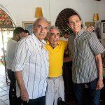 João De Deus Costa Lima, Lúcio Brasileiro E Aristófanes Canamary 2