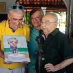 Lúcio Brasileiro, Edilmo Cunha E Zé Moreira
