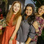 Larissa Fujita, Priscila Leal E Carolina Ary