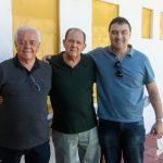 Leopoldo Vasconcelos, Manoel E Ramiro Milfon 2