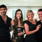 Lucas Fernanda, Ana Lucia Vilela, Patricia Dias E Danilo Dias
