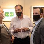 Max Perlingeiro, Beto Studart E Igor Queiroz Barroso