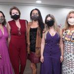 Nathalia Abreu, Socorro Saraiva, Leoney Rodrigues, Isabelle Costa E Jane Duran (1)