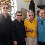 Paulo Régis Botelho, Durval Maia, Lúcio Brasileiro E Max Câmara