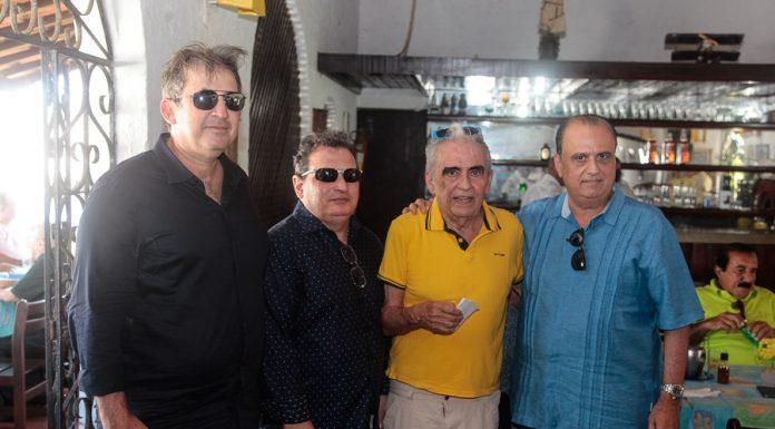 Paulo Régis Botelho, Durval Maia, Lúcio Brasileiro E Max Câmara 2