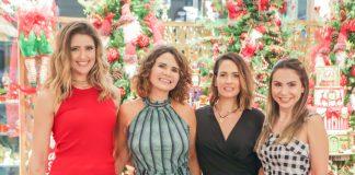 Rebeca Leal, Fernanda Freitas, Marilia E Adriana Queiroz
