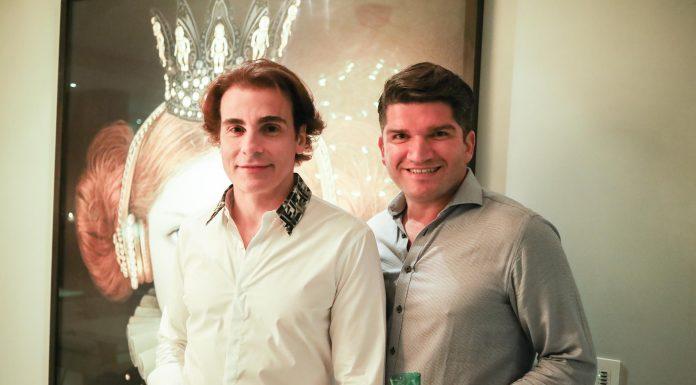 Rodrigo Maia E David Moura