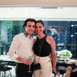 Rodrigo Maia E Milena Holanda