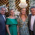 Stenival Bezerra, Sonia Bezerra, Cristiane Dafonte E Marcelo Luz
