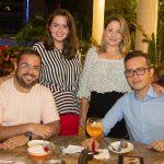 Vitor Barcelos, Camila Andrade, Isabella Purcaro E Bruno Bertrand (2)