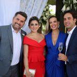 Wilson Barreto, Juliana Barreto, Juliana Luz E Romero Luz