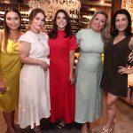 Zaira Rocha, Ana Maria Max, Elane Alves, Camila Ximenes E Danielle Linheiro (3)