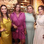 Zaira Rocha, Ker Cardoso, Camila Ximenes E Ana Maria Max
