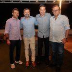 Élcio Batista, Fabiano Barreira E Tim Gomes