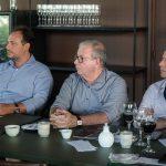 Adriano Nogueira, Ricardo Cavalcante E Ceverino Ramalho Neto