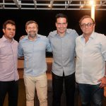Elcio Batista, Fabiano Barreira E Tim Gomes