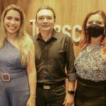 Eveline Damasceno, Luciano Leite E Maiete Oliveira (2)