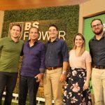 Fábio Albuquerque, Beto Studart, Daniel Arruda, Raquel Antonini, Lucas Novais