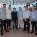 Fabiano Barreira, Pedro França, Andrei Aguiar, Elcio Batista, Maurício Filizola E Edson Arouche_