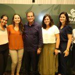 Geisia Vieira, Patricia Quinto, Beto Studart, Karyne Gomes, Raquel Botelho E Tatiana Belém