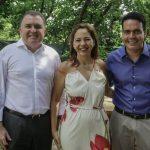 Halano Cunha, Michele Rabelo E Fabiano Barreira (4)