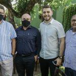 Heryson Pinho, Flavio Patricio, Matheus Pinho E Antonio Mota (3)