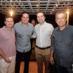 Marcos André Borges, Fabiano Barreira, Marcelo Paz E Pc Norões