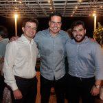 Rafael Albuquerque, Fabiano Barreira E Thiago Pinho