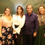 Raquel Antonini, Camila Benevides, Beto Studart E Renata Paula