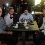Ricardo Cavalcante, Ceverino Ramalho Neto, Pompeu Vasconcelos E Elcio Batista
