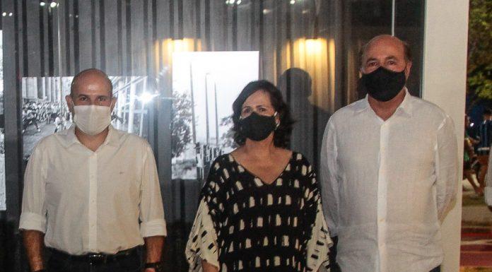 Roberto Cláudio, Neuma Figueiredo E Silvio Frota