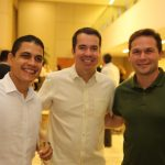Tales Rocha, Valder Studart E Fabio Albuquerque