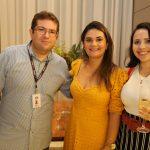 Vander Jamil, Camile Abreu E Dayse Da Cunha ,