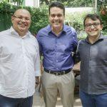 Wladimir Mesquita, Fabiano Barreira E Deucleciano Albuquerque (3)
