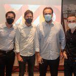 Diego Villar, Gustavo Dubeux, Adriano Nogueira E Fernando Amorim